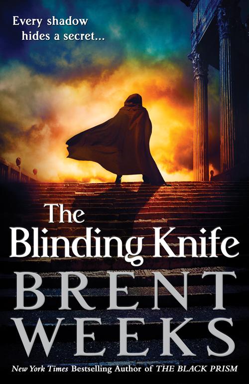 The Black Prism by Brent Weeks US/UK pb