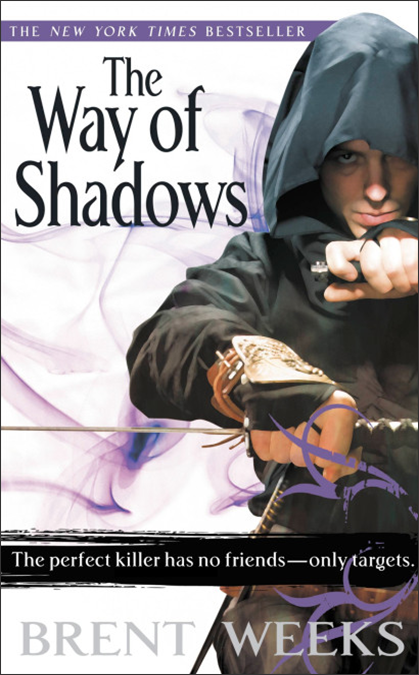 Audible UK: THE WAY OF SHADOWS