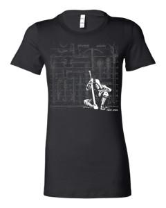 Brent-Weeks-Night-Angel-Shirts-WOMENS-BLACK