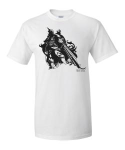 White Night Angel Shirt