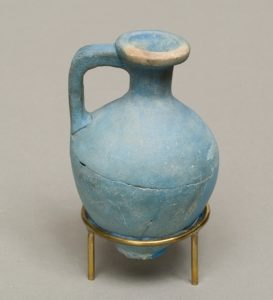 Egyptian Juglet, ca. 1750–1640 B.C. (Photo: Met Museum, Rogers Fund and Edward S. Harkness Gift, 1922. (CC0 1.0))